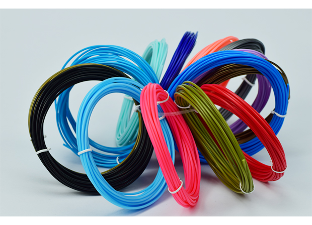 No Pollution Abs 1.75mm 20 Colors 3d Pen Filament Abs Filament Abs Plastic Pla Plastic 3d Printing Filament 3d Printer Abs Wire