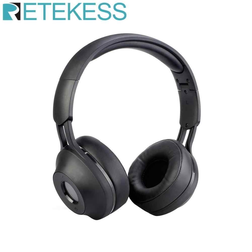 Retekess tr104 fm fone de ouvido receptor rádio para reunião trem igreja tradução sistema interpretação simultânea