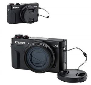 Image 2 - Ensemble de filtres UV CPL ND et anneau adaptateur et capuchon de capuchon dobjectif en métal stylo de nettoyage ventilateur dair en caoutchouc pour Canon G5X G7X Mark III II caméra