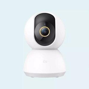 Image 5 - 원래 Xiaomi Mijia 스마트 IP 카메라 2K 360 각도 비디오 CCTV 와이파이 나이트 비전 무선 웹캠 보안 캠보기 베이비 모니터