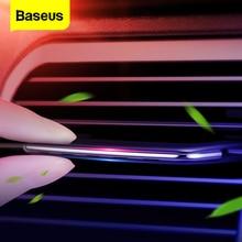 Baseus Car Air Freshener For Auto Aroma Car Perfume Refresher Air Vent Car Fragrance Diffuser Freshner Solid Smell Parfum Scent