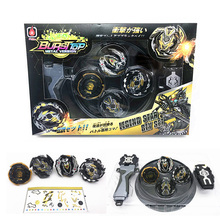 New 4pcs/set Beyblades Burst Toys Beyblades Launcher And Are