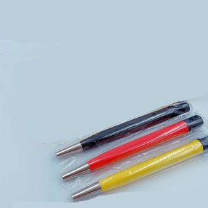 Image 2 - 3Pcs/Lot Brush Pens Glass Fiber / Brass / Steel Brush Sticker Pen Shape Watch Parts Polish And Rust Clean Removal Tool KYY9001