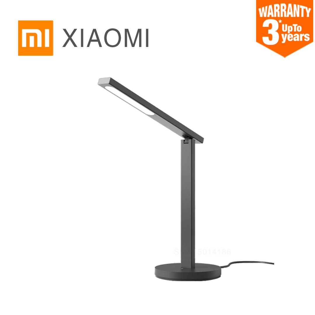 Xiaomi Mijia Lampu Meja LED Philips Smart Membaca Lampu Meja Kantor Mahasiswa Table Light Portabel Lipat Bedside Night Light Akses Internet Nirkabel aplikasi