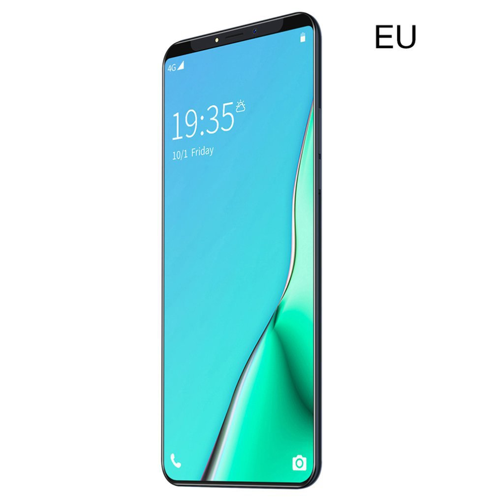 6.1 Inch Smartphone For Mate33 Pro Big Screen Android 9.1 Smartphone Hd Display 8 Cores 4500mAh 1GB+ 8GB Hd Camera Mobile Phone