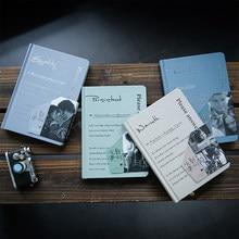 A5 talla coreana película clásica serie cuaderno planificador diario papelería del organizador del programa la literatura y el arte suministros de oficina