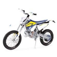 Maisto 1:12 Husqvarna FE 501 Литой Транспортных средств Коллекционная хобби модель мотоцикла, игрушки