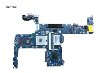 686039-001 686039-501 Free shipping for hp ProBook 6470B Laptop Motherboard HM76 HD 7570/1G motherboard 100% Tested OK