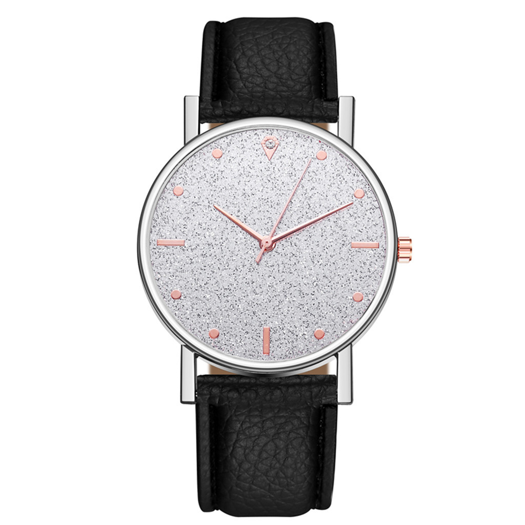 DUOBLA Luxury Women Watches Fashion Quartz Wristwatches Leather Strap Alloy Dial Top Brand Ladies Watch Women Wristwatches