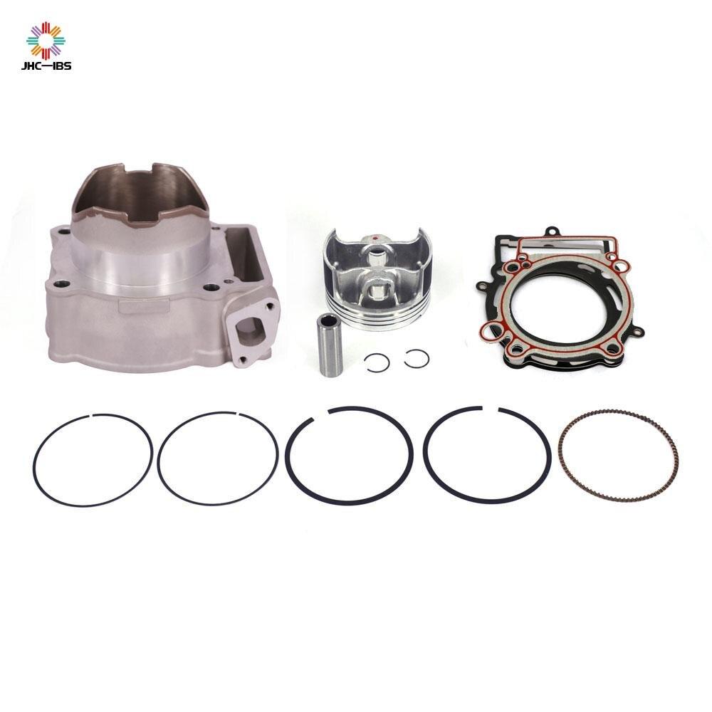 Комплект прокладок поршневого кольца для блока цилиндров OTOM 300CC для Bosuer KAYO Xmotor Apollo 250CC с двигателем охладителя воды ZONGSHEN NC250