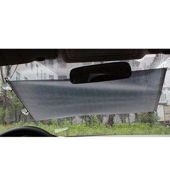 Автомобильный Автоматический обмоточный солнцезащитный козырек боковое окно стоп точечный козырек автомобильный выдвижной солнцезащитн...