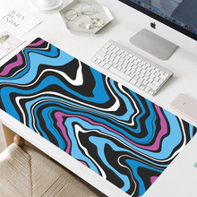 Strata Liquid Computer Mouse Pad Gaming Mousepad Abstract Large 900x400 MouseMat Gamer XXL Mause Carpet PC Desk Mat keyboard Pad