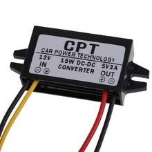 Car-Power-Converter Power-Supply Output-Adapter Usb-Step-Down-Voltage Micro Auto Regulator