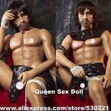 NEW 162cm Gay Male Sexy Doll Real Silicone Male Sex