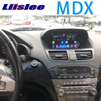 LiisLee Car Multimedia GPS Hi-Fi Audio Radio Stereo For Acura MDX MK2 2007~2013 Original Style Navigation NAVI