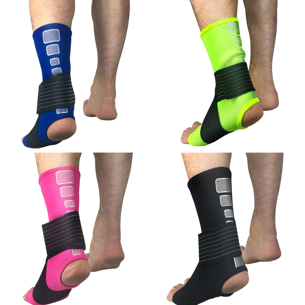 Sports Ankle Sleeve Bandage Pressure Ankle Protection Sports Protective Gear