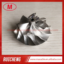 Compressor-Wheel Turbocharger High-Performance 2618/billet GT15-25 6-Blades Milling/aluminum