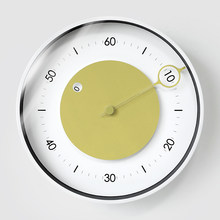 Reloj de pared moderno reloj de pared Simple creativo con estilo reloj de matemáticas sala de estar nórdica silencioso Zegar cienny Reloj de pared Digital AA60ZB(China)