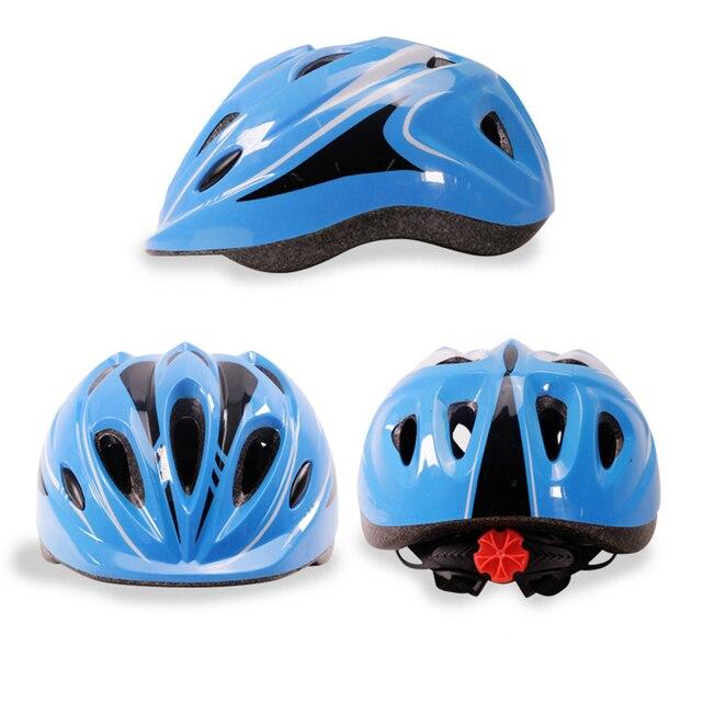 Crianças do bebê capacete de ciclismo para crianças mtb bicicleta estrada capacete ultraleve eps 11 buracos 200g cabeça proteger casco ciclismo boné 2
