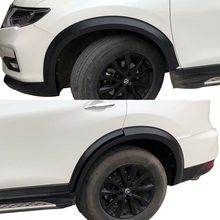 Wheel Arch Fender Flares Mudguards For Nissan X-trail T32 Rogue 2017 2018 2019 2020 Matte Black 6pcs/set Slim