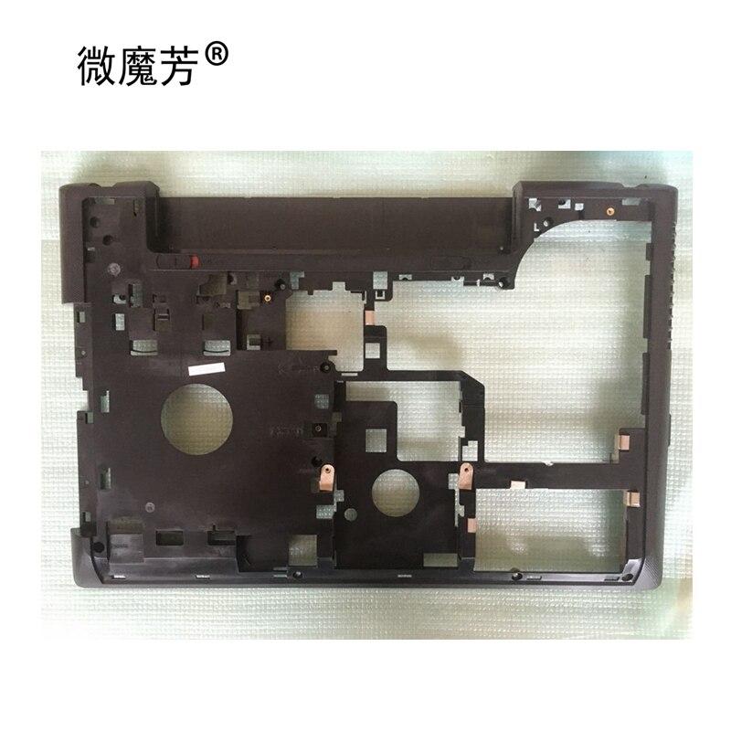 New For Lenovo G400 G405 G410 G490 Lower Case Bottom Cover Base CASE AP0WW000600 BLACK