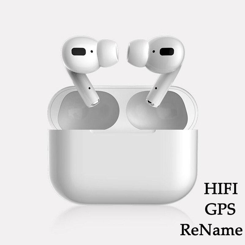 New Headset Wireless Earphones Headphones Bluetooth Earphone TWS 5.0 Rename GPS Air Pro Airs 3 1536U Pop Up 8D Bass I9000 I10000