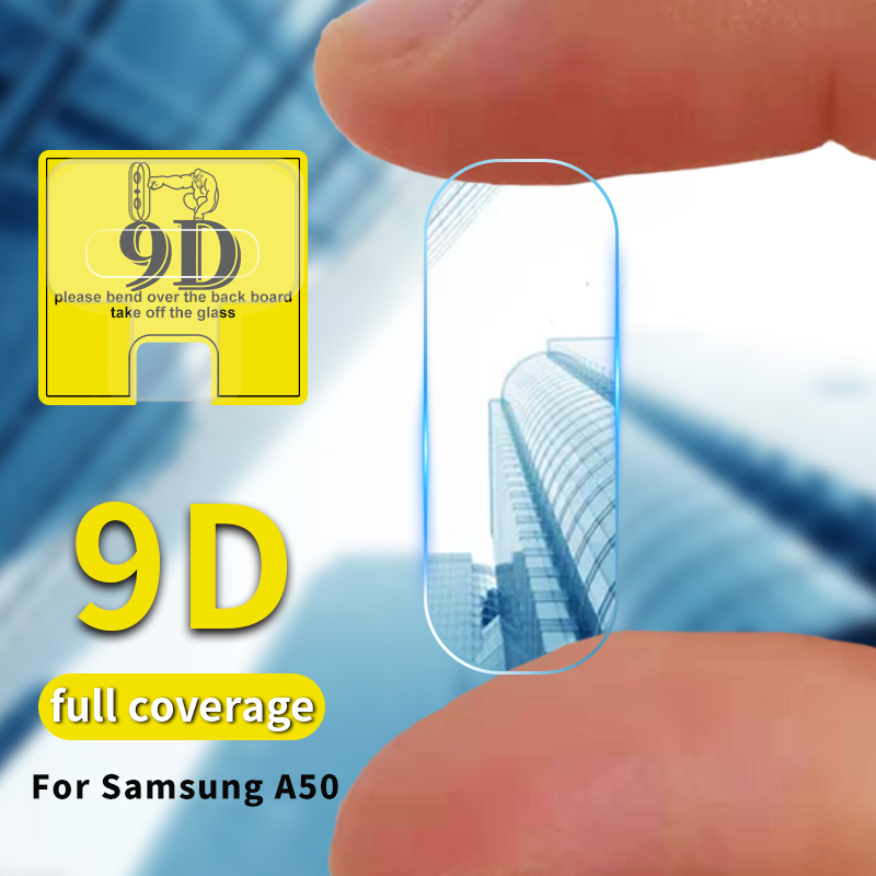 9D Camera Screen Protector Film For Samsung Galaxy A50 A60 A70 HD Camera Lens Film For Samsung Galaxy A10 A20 A30 A40 A20E M20