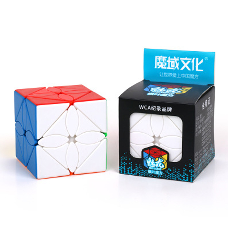 MoYu MeiLong 57mm Speed Magic Cube Profession Magico Cubo Puzzle Education Strange-shape Cubes Game Children's For Toys Gift