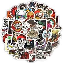 50 шт альбом для ноутбука скейтборда багажа гитары