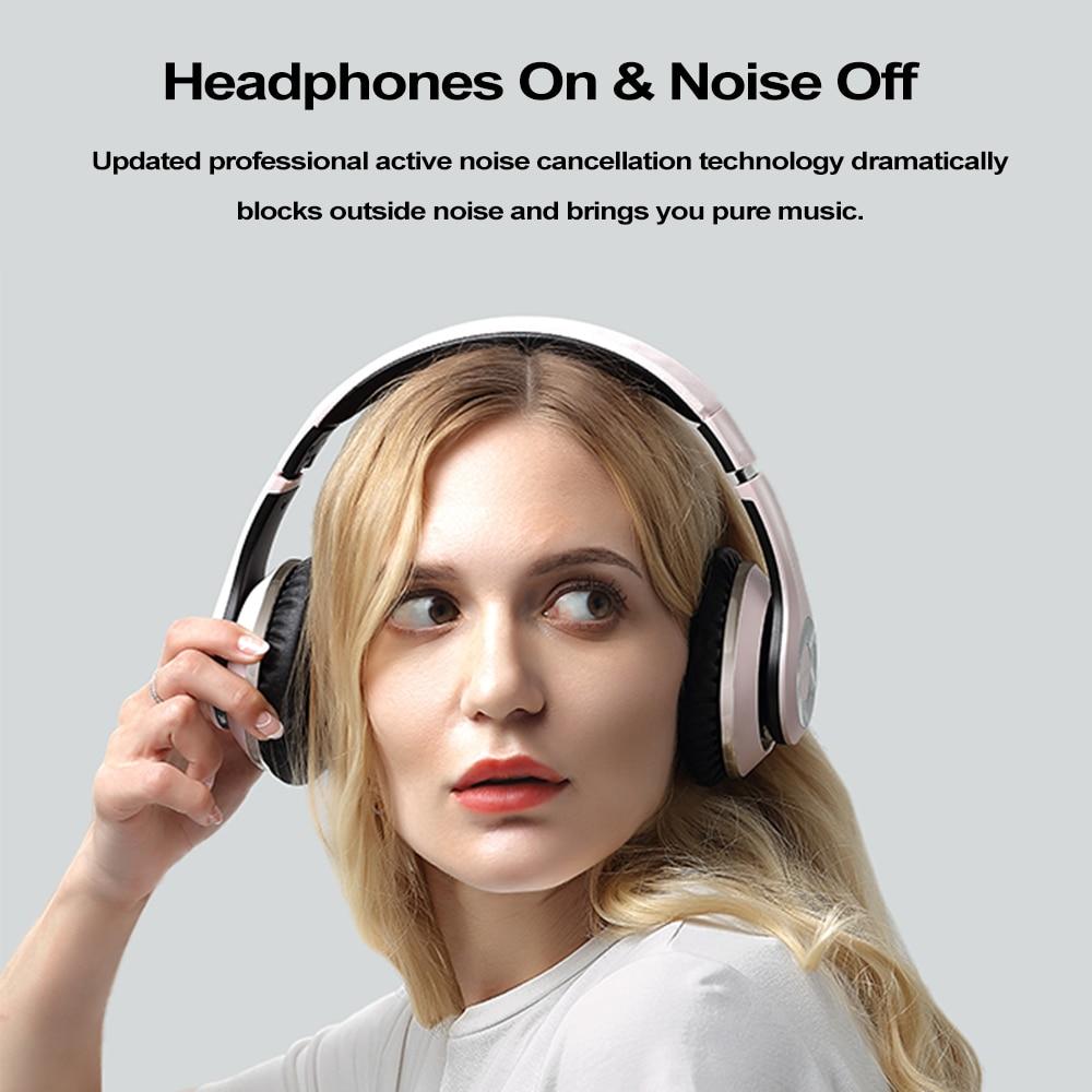 Ausdom ANC10 Wireless Headphone 5