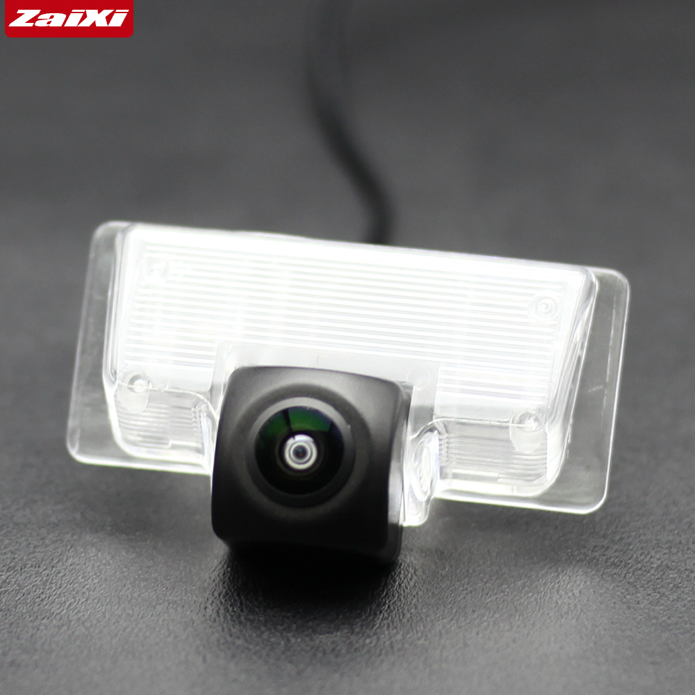 Car Rearview Parking Camera For Nissan Latio / Tiida Sedan Auto Back parking Camera HD Android Big Screen 1000 TV Lines image
