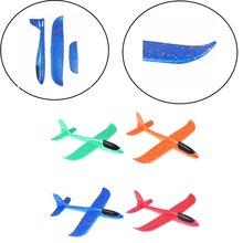 Glider Plane Foam-Hand EPP Outdoor Throw Launch Toy-37cm Interesting-Toys Gift Kids