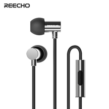 AK REECHO GY-07 Earbud Balanced Armature Headset HIFI Metal Bass Earphone Flagship EarbudS