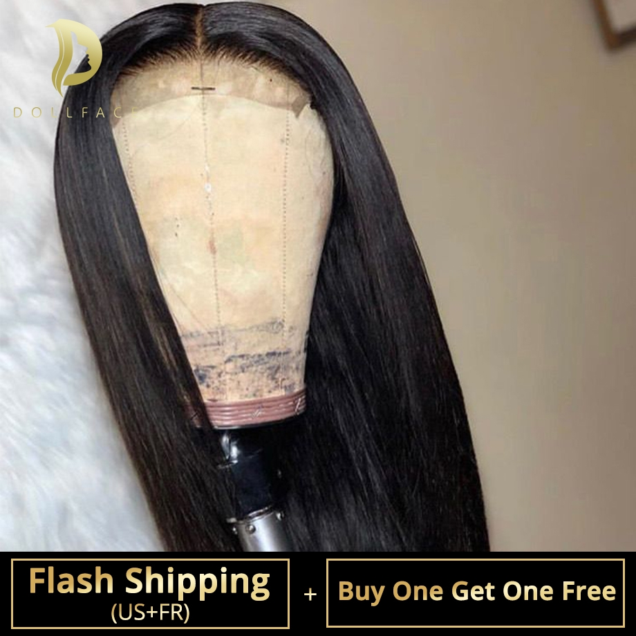 4x4 Lace Closure Front Human Hair Wigs For Black Women Short Bob Wig Natural Brazilian Straight Remy Hair Colored Pre Plucked