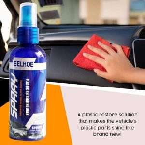 30/ 100ml Car Nano Coating Agent Anti Scratch Hydrophobic Polish Coating Agent Car Coating Spray Wax Cleaning Agent