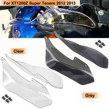Dla Yamaha XT1200Z XT 1200 Z Super Tenere 2012 2013 wiatr deflektor para jelca XT1200 Z panele boczne XT 1200Z