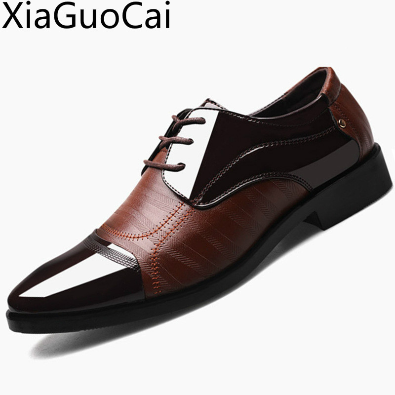 Pointed Toe Large Size 47 Mens Formal