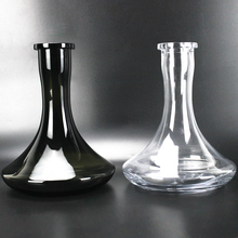 Hookah Glass-Base Flask-Accessories Shisha Nargile Chicha Model-X--Mattpear Alpaha