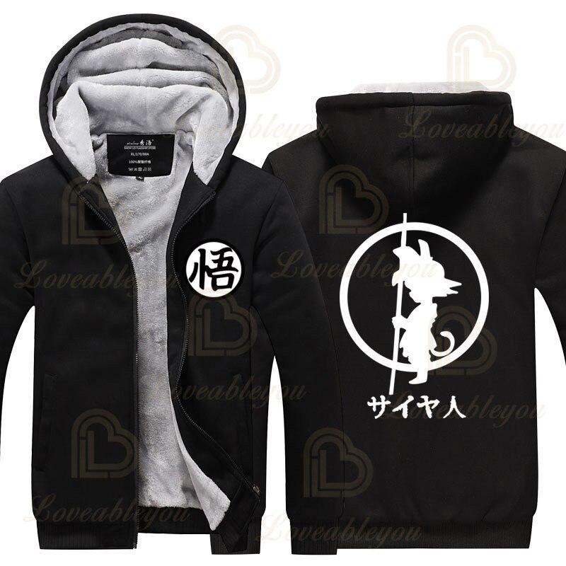 Купить японское пальто с аниме толстовка уличные куртки зимняя теплая