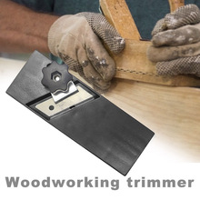 Wooden Planer Manual Plasterboard Woodworking Strong Toughness Wooden Portable Edge Corner 45 Degree Bevel Planer