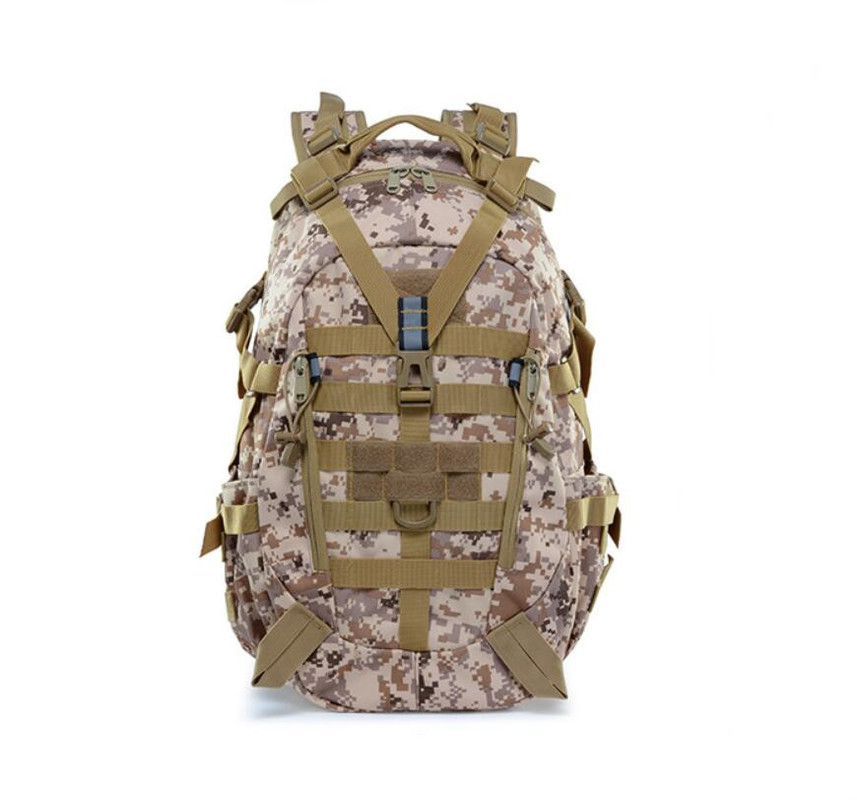 Grand sac à dos de Camping militaire hommes sacs de voyage tactique Molle escalade sac à dos randonnée sac en plein air sac à dos militaire