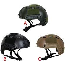 Kwaliteit Militaire Verstelbare Fast Helm Pj Stijl Helm Airsoft Helm Outdoor Sport Cs Paintball Fast Springen Helm Protectiv