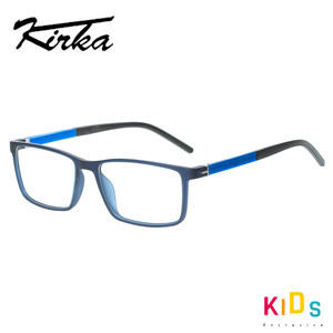 Image 3 - Kirka Kinder Brillen TR 90 Kinder Optische Gläser Rahmen Flexible Brille Rahmen für Kinder Spektakel Rahmen TR90 Unisex Solide