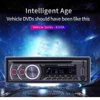12V Universal Bluetooth U Disco de Áudio Do Carro De Som de Rádio Do Veículo MP3 Jogador CD/Leitor de DVD/VCD