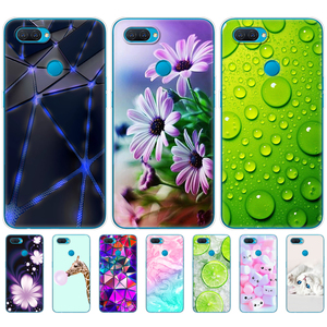 Back Phone Cover For OPPO A12 2020 For OPPO A12 Case Silicon TPU Soft Case CPH2077 CPH2083 OPPOA12 A 12 6.22