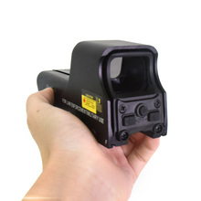 Air-Gun Outdoor Mini Reflection-Line Angle-Range Holographic Hunting Green-Point View