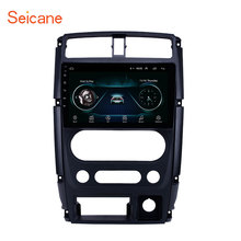 Seicane רכב מולטימדיה נגן 2din 9 אינץ אנדרואיד 9.1 רכב GPS רדיו עבור 2007 2008 2009 2012 סוזוקי Jimny תמיכה Carplay DVR SWC
