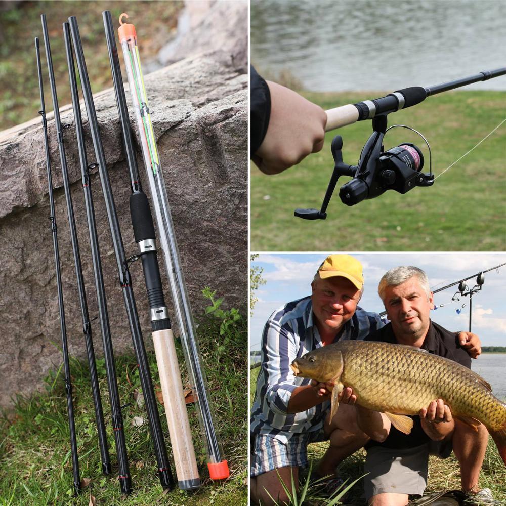 pesca 99 alimentador carbono haste 3m comprimento 05