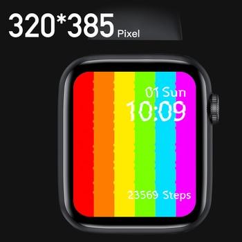 GIIKNEW IWO W16 Smart Watch 2020 iwo W26 Lite Version Smartwatch Heart Rate Blood Pressure Smart Watch Men/Women for Android IOS 2