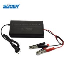 Suoer Manufacture 24v 10A automatic motorcycle battery charger new free shipping genset automatic battery charger 10a 12v 24v manual changable from factory